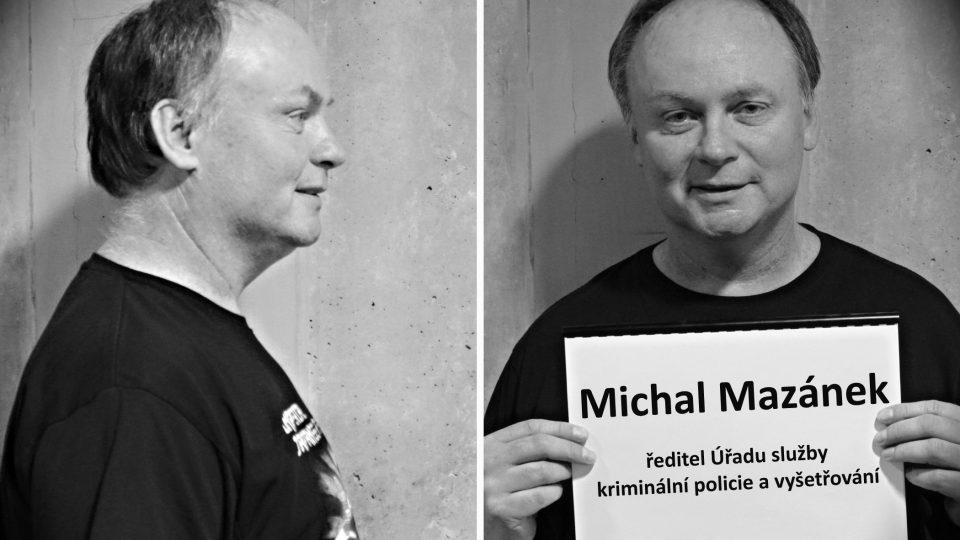 Michal Mazánek (ředitel Úřadu služby kriminální policie a vyšetřování)