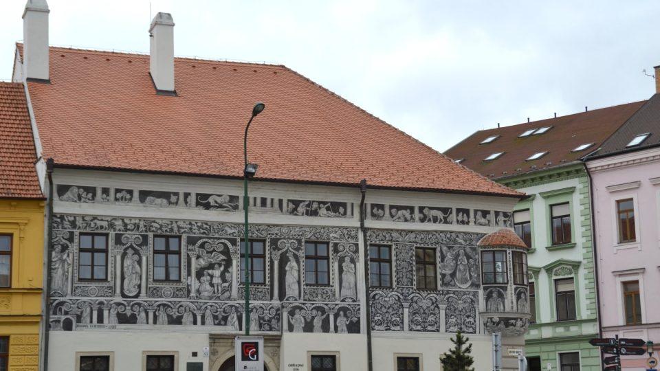 Malovaný dům v Třebíči nabízí po 50 letech znovu stereoskop Kaiserpanorama