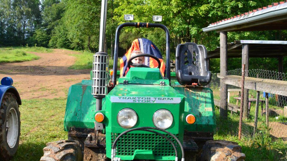Traktory, Štoky