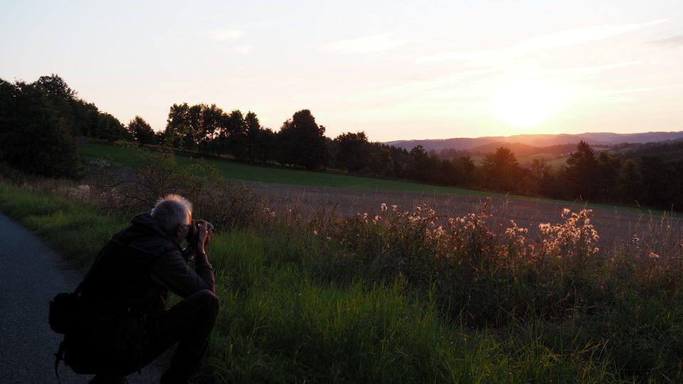 Fotografování přírody, Vojtěch Zikmund