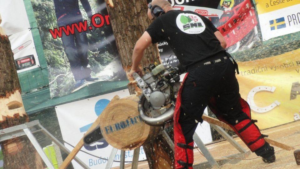 Dřevorubecké soutěže, Jihlava