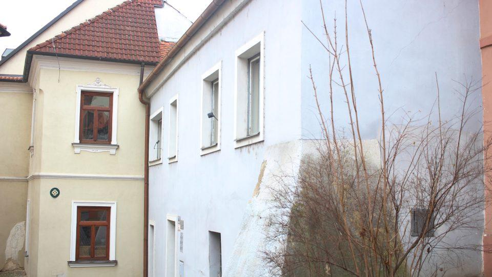 Rabínský dům, Třebíč