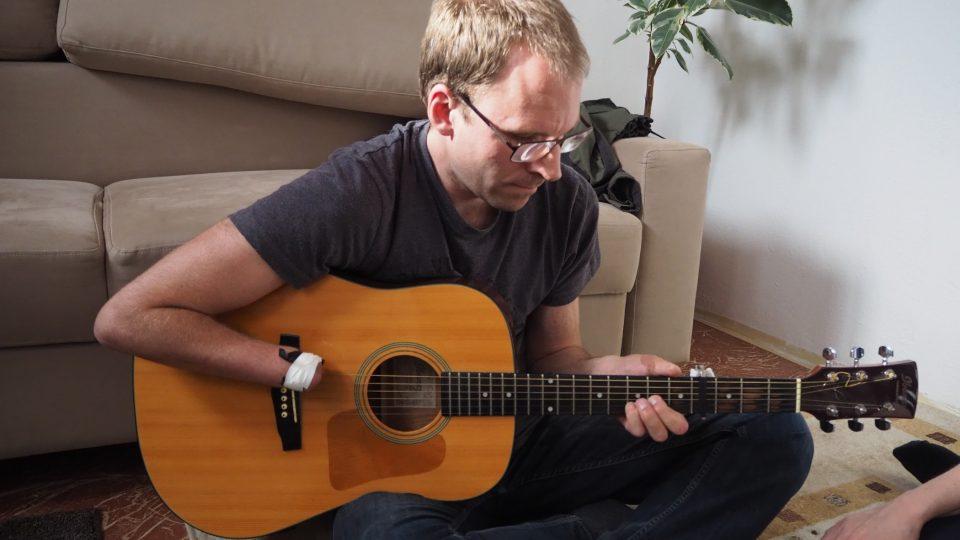 Kytarista Ricky Persson