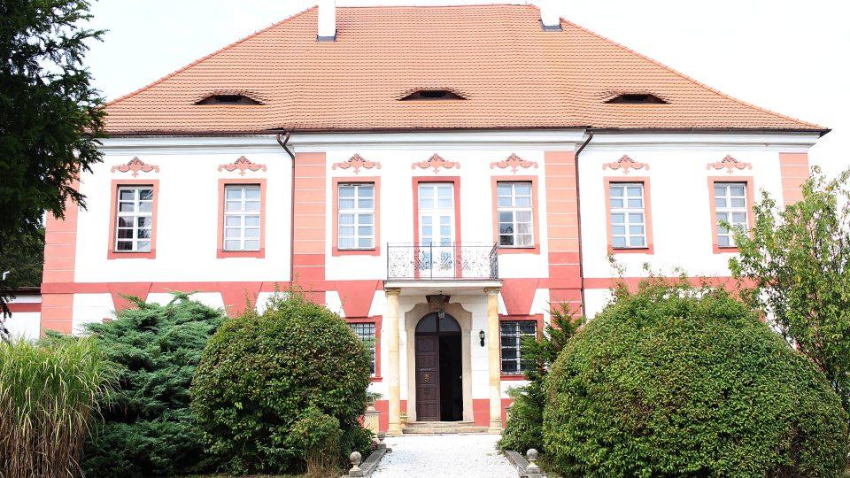 Zámek Vilémovice
