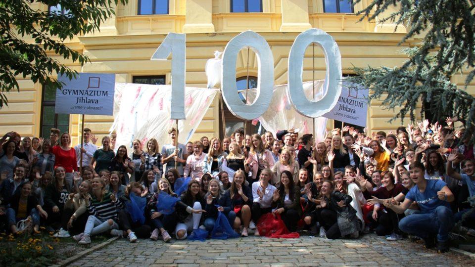 Oslavy 100. výročí založení jihlavského gymnázia