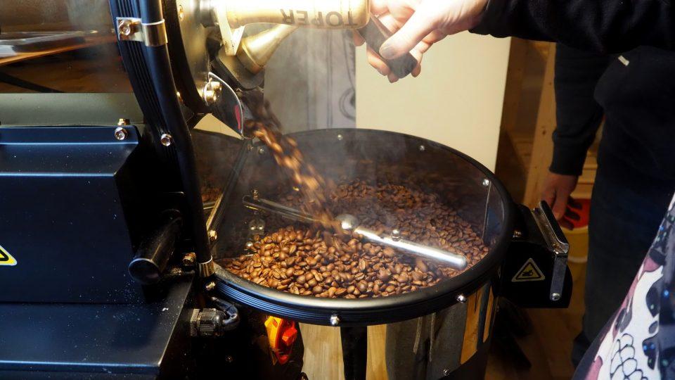 Pražírna kávy, Sejřek