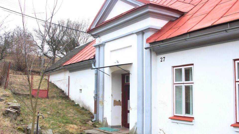 Dvořákův grunt, Daňkovice