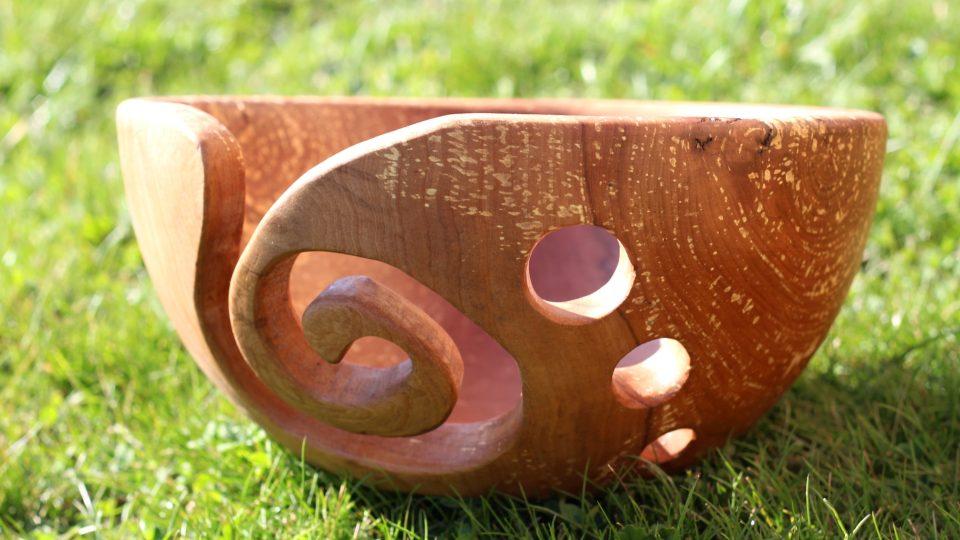 Dřevěné výrobky Martina Suchana z Pelhřimovska
