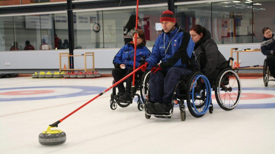 Curling, Velké Meziříčí