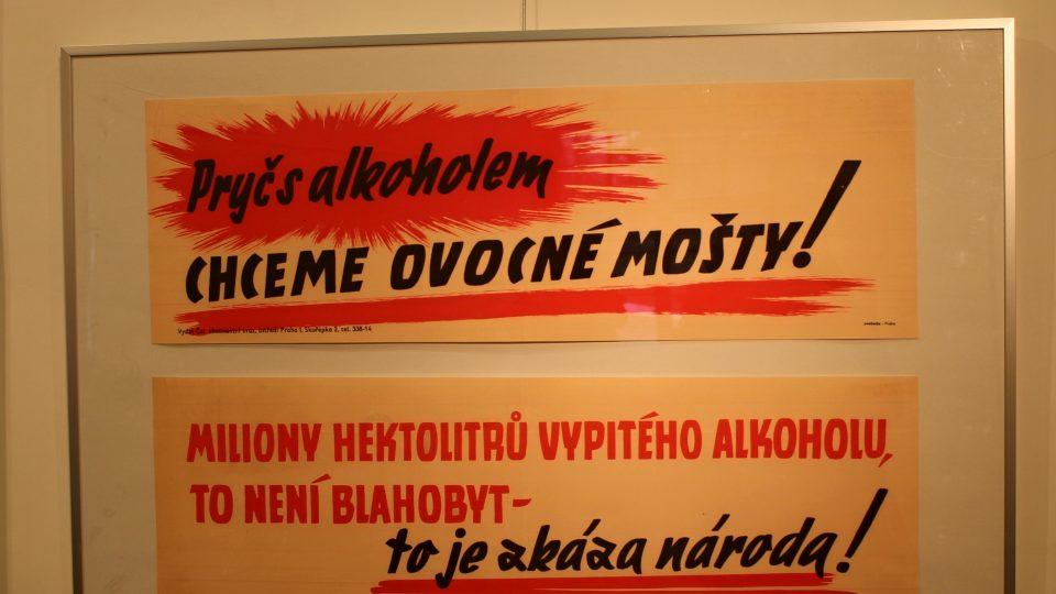 Plakáty, Muzeum Třebíč