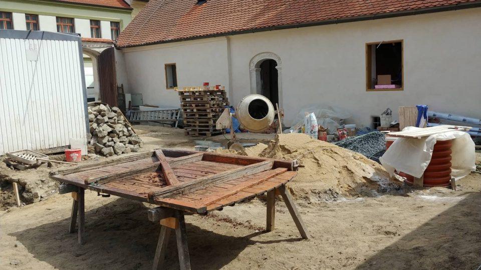 Budoucí Centrum lidové kultury, Třebíč