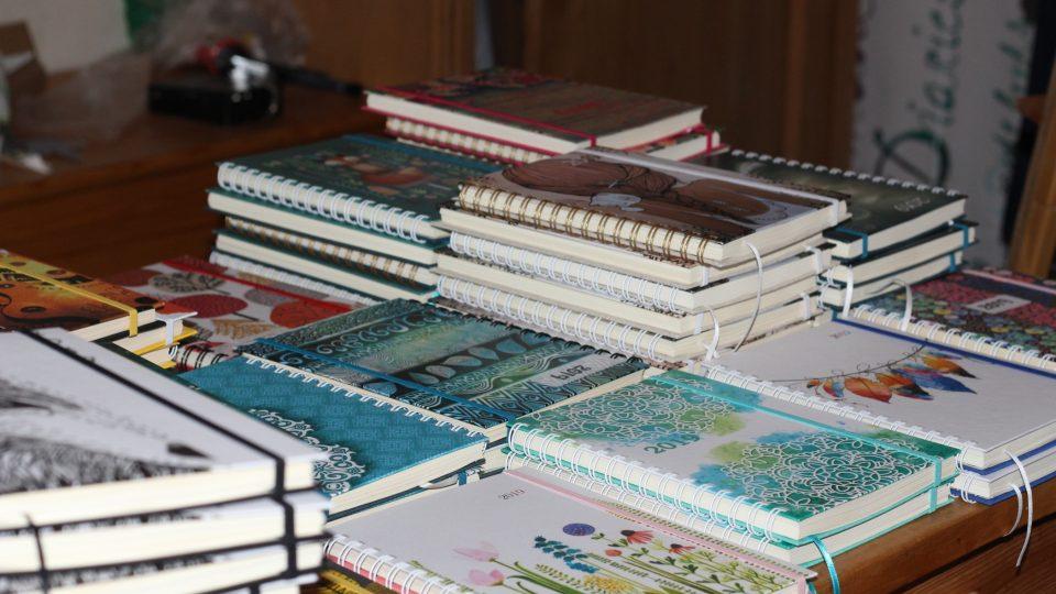 Semitam, výroba diářů a zápisníků