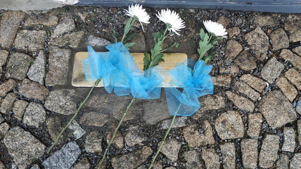 Kameny zmizelých, Polná