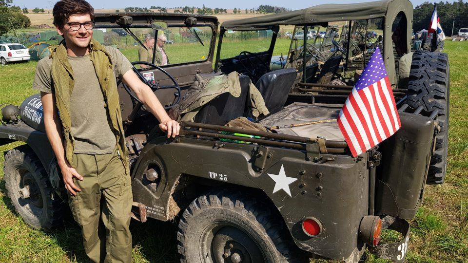 Setkání majitelů Jeepů, Koněšín