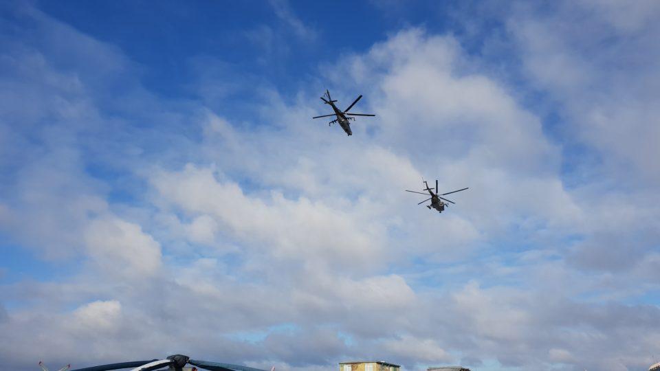 Základna Náměšť, oslavy výročí vstupu do NATO
