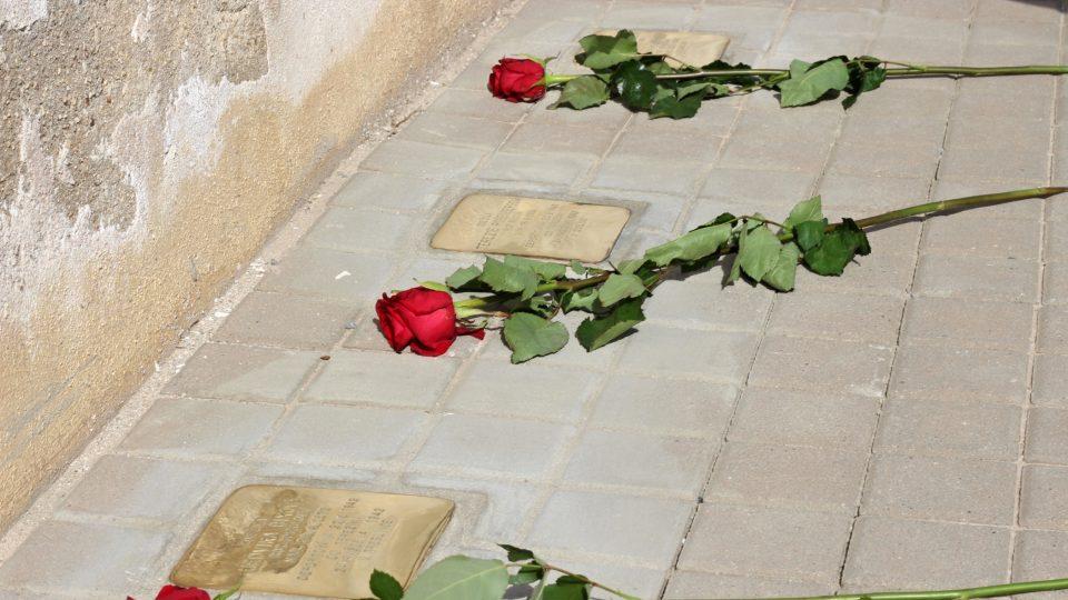 Kameny zmizelých, Moravské Budějovice