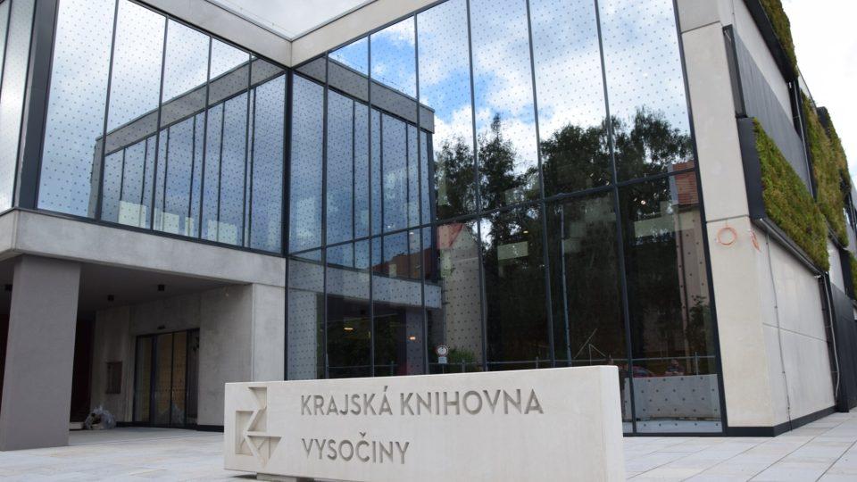 Krajská knihovna Vysočiny, Havlíčkův Brod