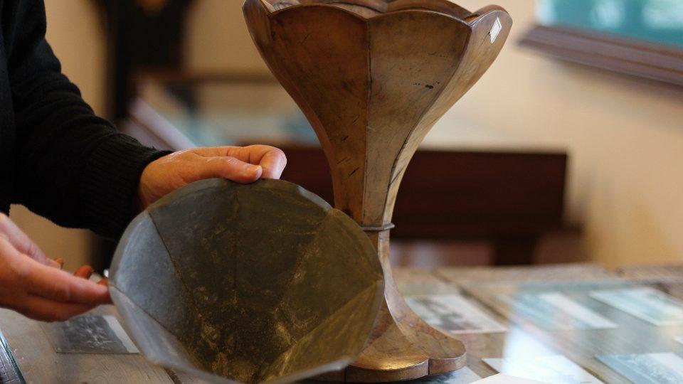 Plivátko v muzeu v Třešti