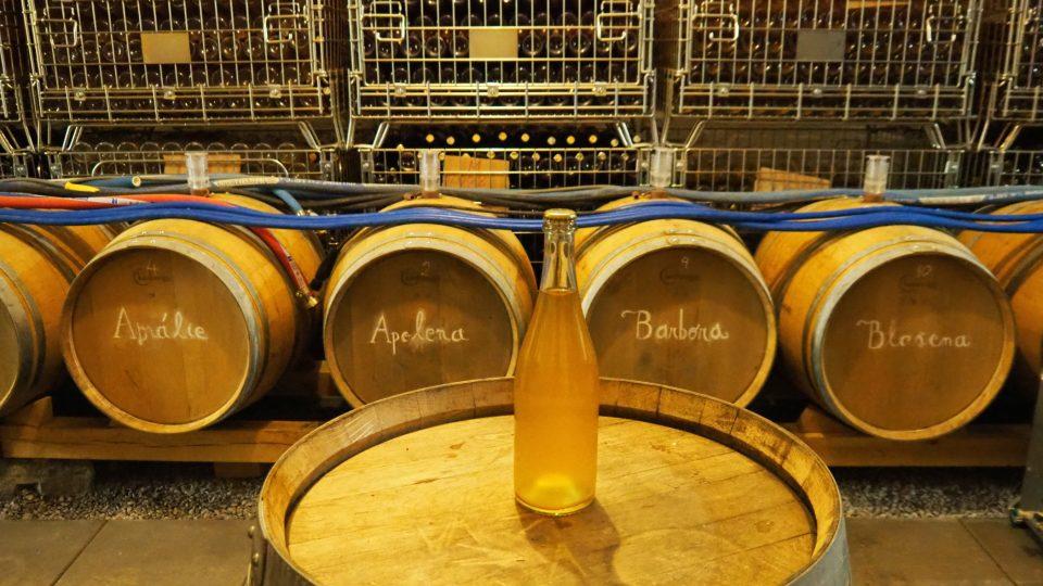 Výroba cideru, Sudkův Důl