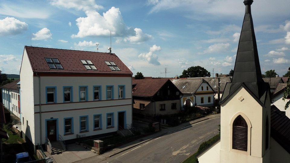 Základní škola v Čejově, Vysočina