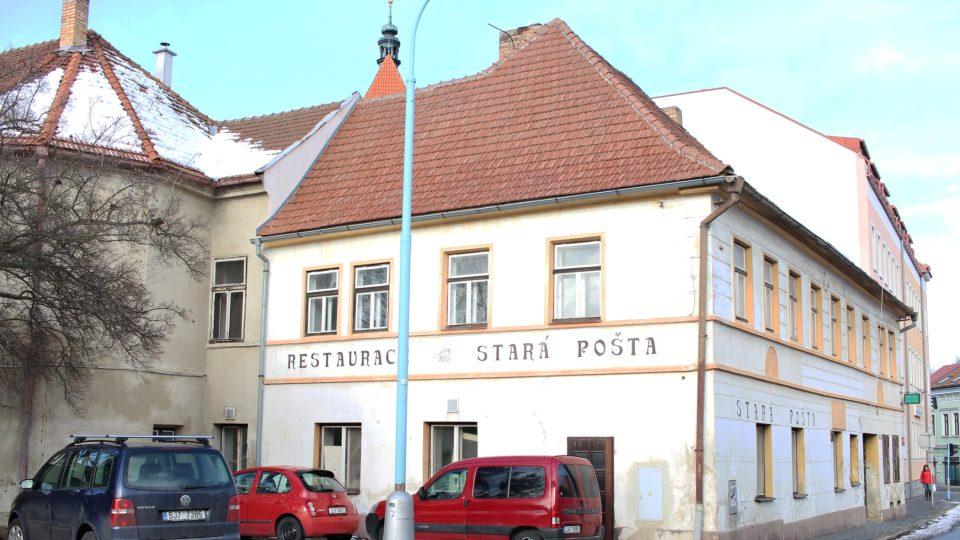 Stará pošta, Pelhřimov
