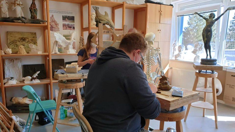 Praktická maturita na Střední uměleckoprůmyslové škole ve Světlé nad Sázavou