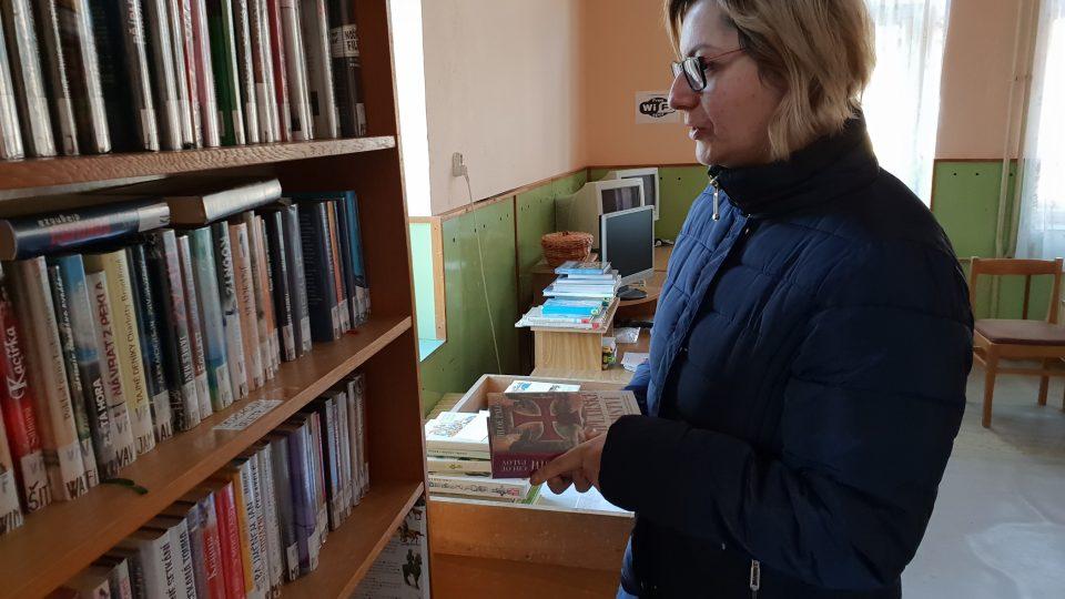 Knihovna, Kaliště