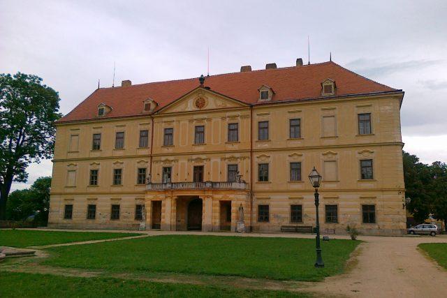 zámek Jemnice
