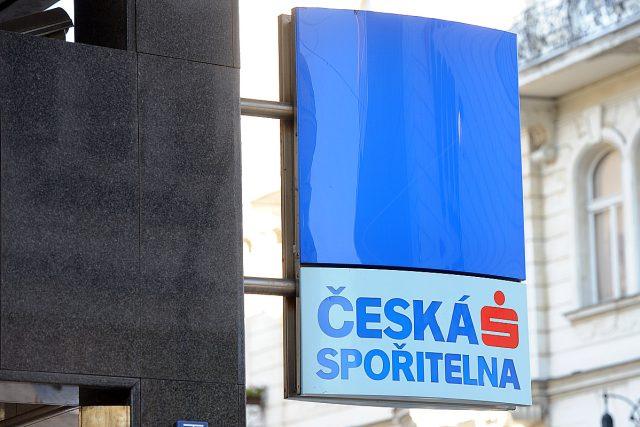 Česká spořitelna (ilustrační foto)