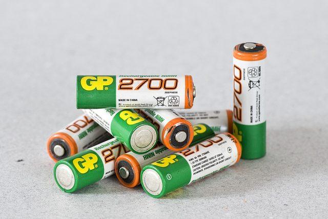 Baterky, baterie, recyklace (ilustrační foto)