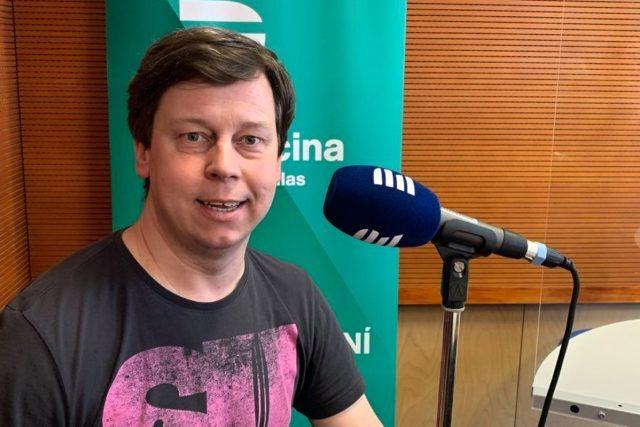 Ondřej Šípek,  herec | foto: Hela Dvořáková,  Český rozhlas
