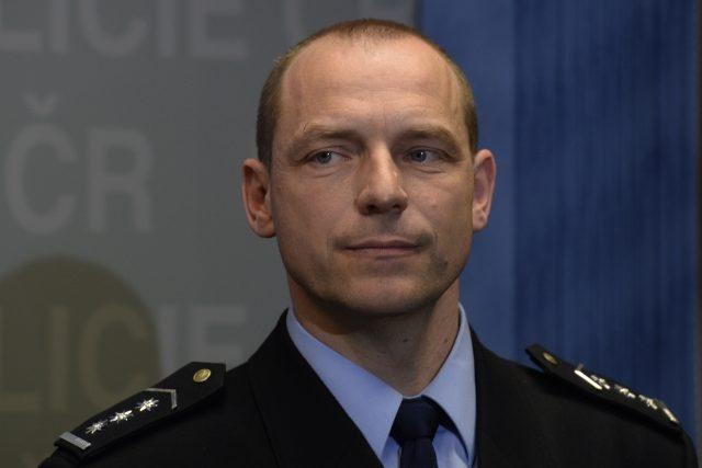 Miloš Trojánek, nový krajský ředitel policie v Jihočeském kraji