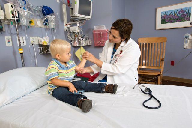 Pediatr (ilustrační foto)
