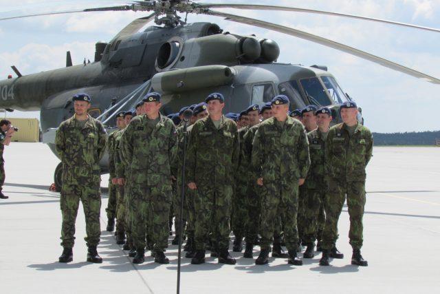 Vojáci,  ilustrační foto | foto: Olga Štrejbarová