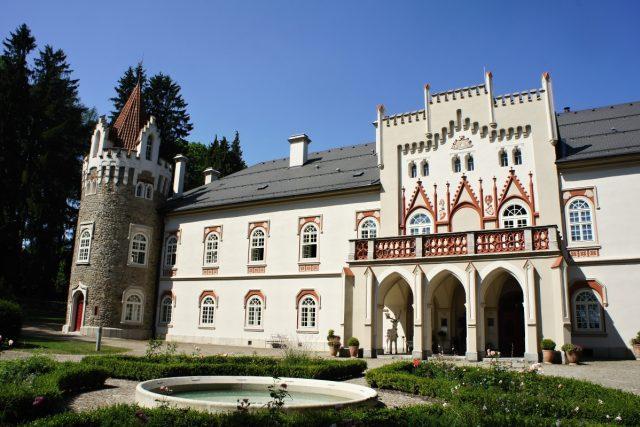 Chateau Herálec   foto: Patrik Rozehnal,  Český rozhlas