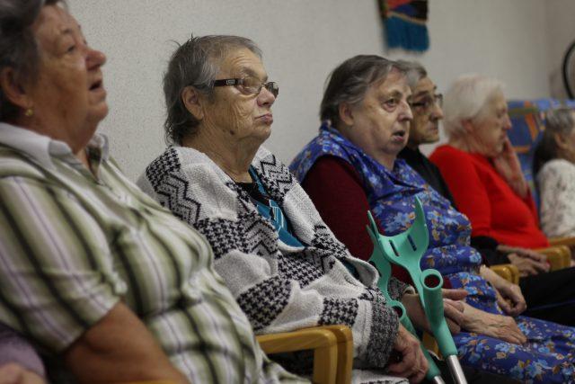 Seniorky,  ilustrační foto | foto: Milan Kopecký,  Český rozhlas