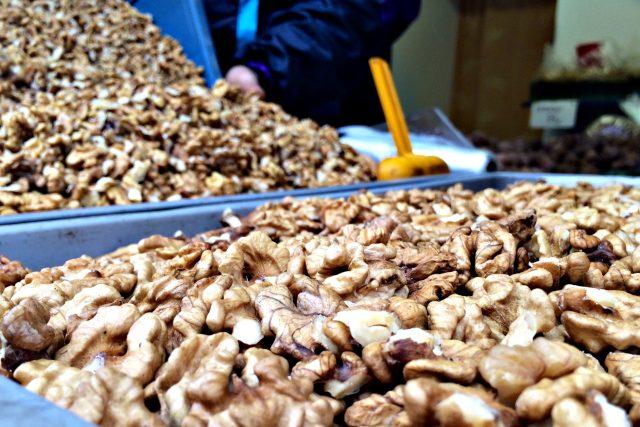 Ořechy,  ilustrační foto | foto: Olga Štrejbarová