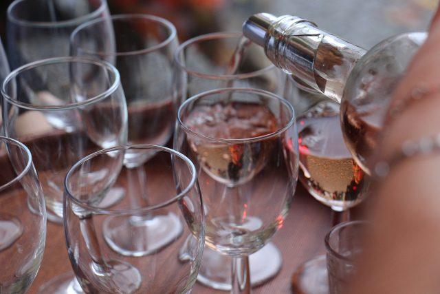 Svatomartinské víno,  ilustrační foto   foto: Milan Kopecký,  Český rozhlas