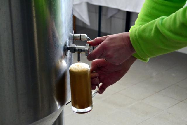 Pivovar, Eden Bystřice