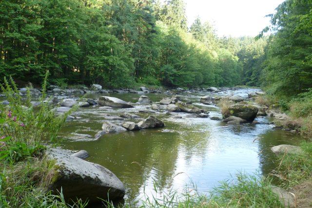 Nezapomenutelné výhledy na řeku
