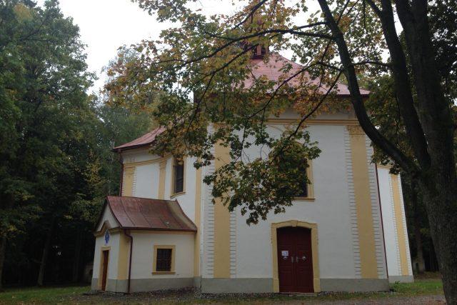 Poutní místo sv. Anna poblíž Havlíčkova Brodu