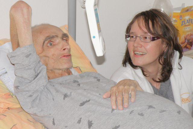 Klient hospice