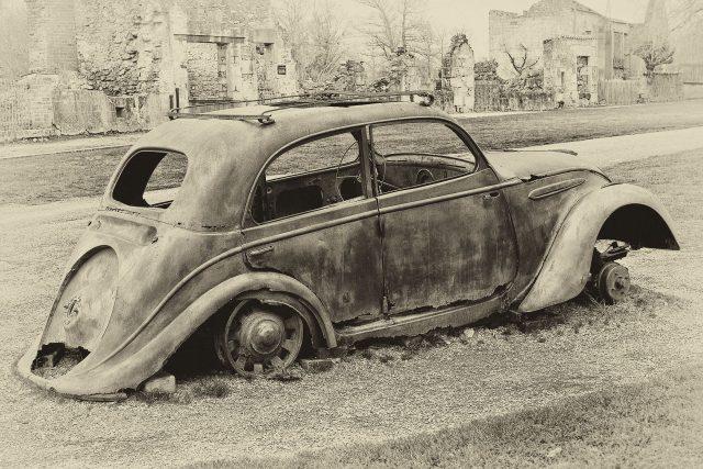 Válečné auto