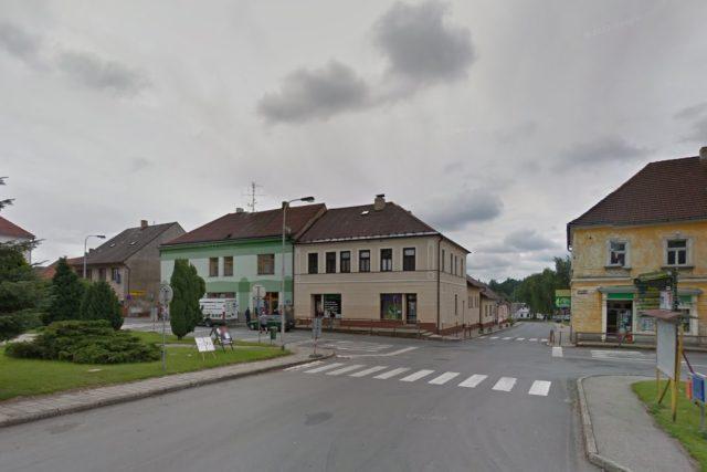 Černovice,  ilustrační foto   foto:  Google Maps