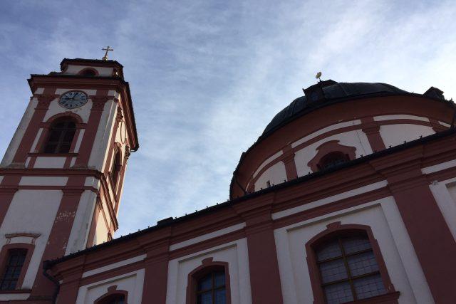 Chrám sv. Markéty v Jaroměřicích nad Rokytnou