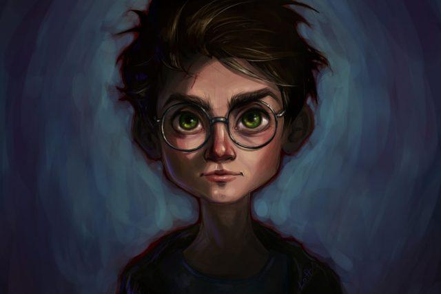 Loft Lafeyson: Harry Potter