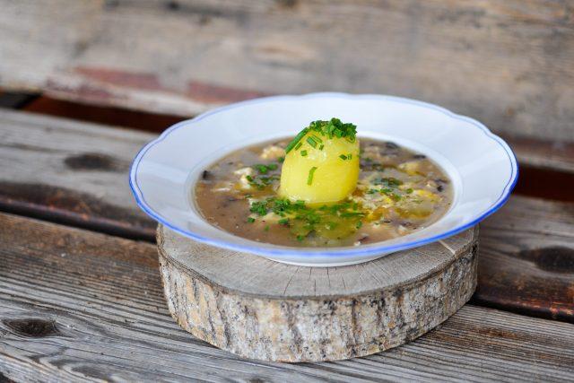 Polévka,  ilustrační foto | foto: Martin Čuřík