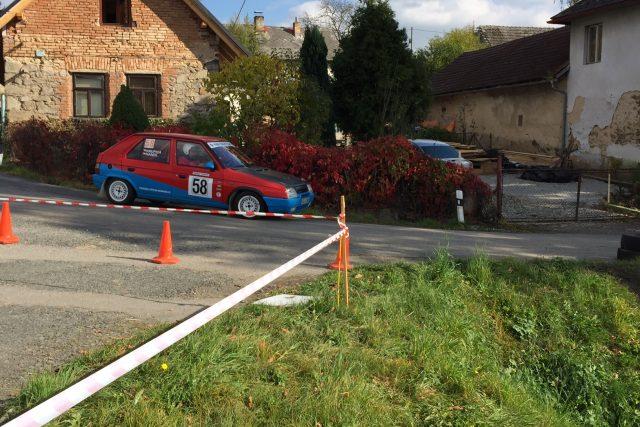 Rallye Světlá 2017