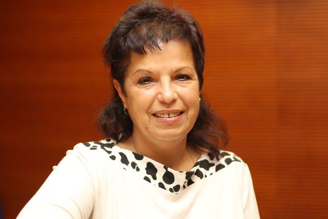 Etela Coufalová, ředitelka Dětského domova v Nové Vsi u Chotěboře