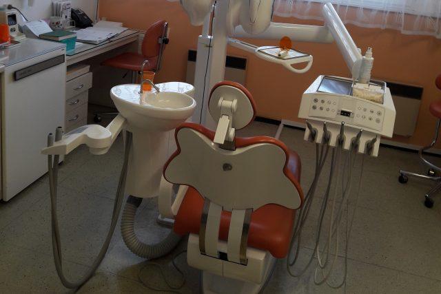 Zubní ordinace, Horní Cerekev